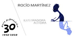 Rocio Martínez Autora e Ilustradora